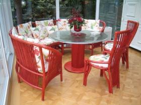 wintergarten ein naturprodukt aus rattan. Black Bedroom Furniture Sets. Home Design Ideas