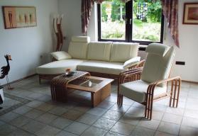 Wohnzimmer ein naturprodukt aus rattan - Rattanmobel wohnzimmer ...