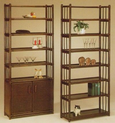 rattan regal und rattan regale individuell angefertigt auch rattanregal modell regal 01. Black Bedroom Furniture Sets. Home Design Ideas