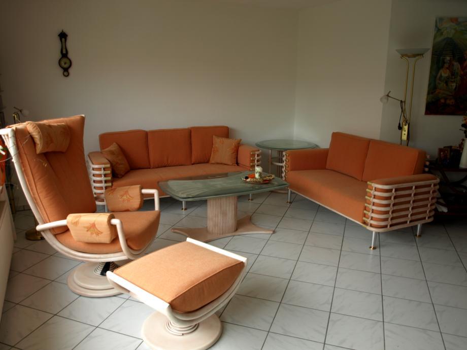 Rattan Wohnzimmer Modell: Wohnzimmer 28