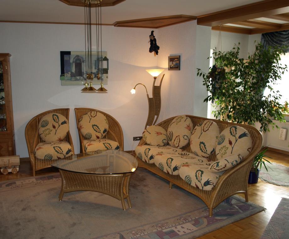 Rattan Wohnzimmer Modell: Wohnzimmer 37
